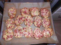 Pizzabrötchen Rezept - Rezepte kochen - kochbar.de