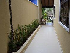 Exterior House Siding Ideas Landscaping Ideas For 2019 Exterior House Siding, Facade House, Patio Design, Garden Design, Side Yard Landscaping, House Trim, Side Garden, House Colors, Villa