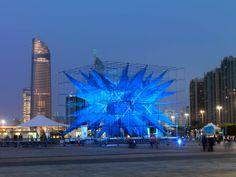 Abu Dhabi Architecture | ShadowPP-Wendy-Abu Dhabi For Sustainability Week