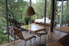 Location: on the banks of the Sweni River, Kruger National Park No of rooms: 6 luxury suites One Stop Reason to Go: An elegant, luxurious lodge set in some of the most game rich landscapes in Africa.