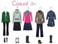 Casual Outfit Inspiration for Pear Shapes