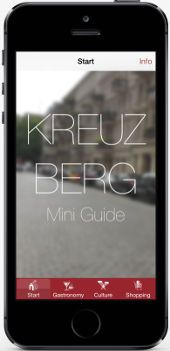Apmato-made-app kiez-guide Berlin-Kreuzberg ✣ start screen.