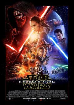 Star Wars. El Despertar de la Fuerza - Disney / 17 de diciembre