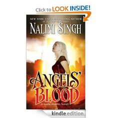 Amazon.com: Angels' Blood (GUILD HUNTER) eBook: Nalini Singh: Kindle Store