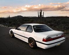 Stanced 91 Honda Prelude Si with bronze wheels Honda Civic 1995, Bronze Wheels, Honda Prelude, Japan Cars, Import Cars, Cars And Coffee, Batmobile, Jdm Cars, Custom Cars