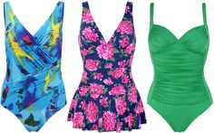 swimwear and bathing suits for older women