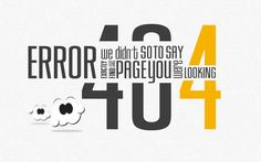 The 12 Most Creative 404 Error Pages!