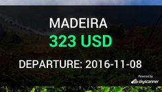 Flight from Charlotte to Madeira by Avia #travel #ticket #flight #deals   BOOK NOW >>>