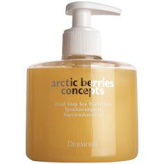 Tyrnikäsisaippua (4017) Käsien pesuun. Dermoshop Berries, Soap, Personal Care, Bottle, Self Care, Personal Hygiene, Flask, Bury, Bar Soap