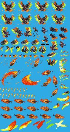 Brave Frontier Fire Sprite Sheets - Album on Imgur