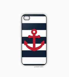 iPhone 5 Case, iPhone 5s Case - Anchor