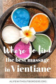 Where to Find the Best Massage Vientiane: 14 Relaxing Treatments and Spas in Vientiane, Laos Good Massage, Spa Massage, Laos Travel, Asia Travel, Senses Spa, Spa Prices, Shoulder Massage, Vientiane, Best Spa