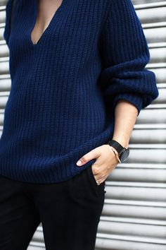 I can't wait for cable knit sweaters!!! Especially in royal blue!