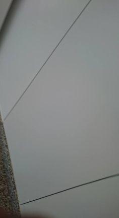 de muur of de kast van een lokaal van dichtbij zie je witte vlak