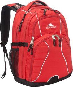 0b42cd5a74 High Sierra Swerve Laptop Backpack Crimson Black - via eBags.com! School  2017