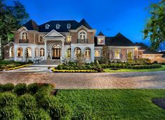 """252 Likes, 4 Comments - Homes of the Rich (@homesoftherich) on Instagram: """"Mansion in Potomac, MD!  #maryland #potomac #home #homes #mansions #mansion #realestate…"""""""