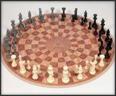 Three-Man Chess