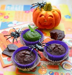 Madgudinden: Chokolademuffins (eller chokoladekage)