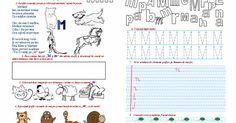 """Fișa de lucru """"Sunetul și literele M și m"""" a fost concepută pentru elevii clasei pregătitoare.     Conține exerciții  diverse, versur..."""