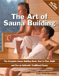 The All-Time Best-Seller Sauna Building Book is available from Home Sauna Kits - Since 1974 at $19.74 Special! Click here to know more about the offer!