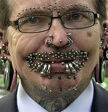 The world and ugliest the man in woman 15 Countries