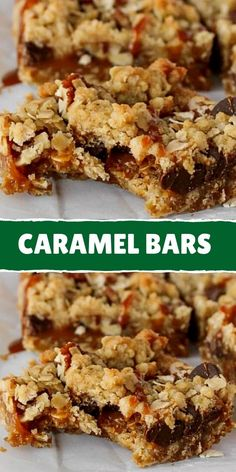 How To Make Caramel, Caramel Bars, Wedding Cookies, Cool Bars, Christmas Goodies, Learn To Cook, Baking Recipes, Brownies, Sweet Tooth
