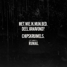 maar is wel lekker. Post Quotes, Funny Quotes, Humor Quotes, Qoutes, Dutch Quotes, Thoughts And Feelings, Happy Moments, Just Me, Puns