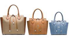 March purse pick: Michael Kors Miranda tote via @stylelist