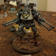 Contemptor, Dreadnought, Horus Heresy, Iron Warriors, Pre-heresy, Warhammer 40,000 Legion Characters, The Horus Heresy, Angel Of Death, Warhammer 40000, Space Marine, Miniatures, Iron, Cool Stuff, Gallery