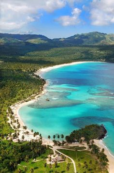 Playa Rincon, Samana, Dominican Republic. My friend Nilsa always wanted me to go w/ her to DR.