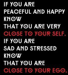 Happy nd ego