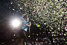 Live Review: Coldplay at the Rose Garden
