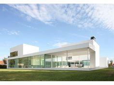 Villa VH. te T. | Belgium | Stéphane Beel Architects and Lieven Achtergael | photo by Filip Dujardin