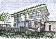YL House Design by Akbar Hantar