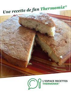 Gâteau aux 6 blancs œufs et pépites chocolat par THOKAROS. Une recette de fan à retrouver dans la catégorie Desserts & Confiseries sur www.espace-recettes.fr, de Thermomix®.