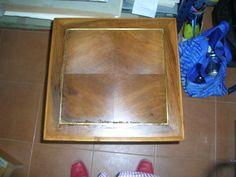 Mesa restaurada Home Decor, Refurbished Table, Furniture Restoration, Objects, Mesas, Wood, Interiors, Home, Decoration Home