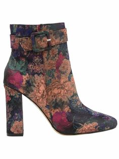 89bdfcab24e8 Buy your Ravel Brantley Floral Zip Up Ankle Boots online now at House of  Fraser.