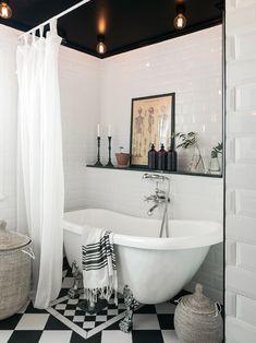 Beautiful Bathroom - West Coast Pearl - Made in Persbo