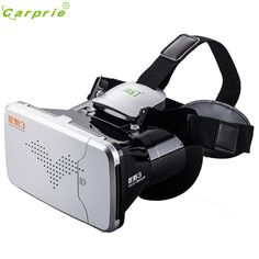 Superior Quality VR BOX Virtual Reality 3D Glasses For iPhone 6S/6S Plus Feb21