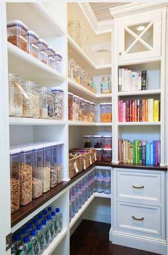 Bagaimana Jadikan Dapur Anda Kelihatan Menarik dan Kemas? ~ Dekorasi Halaman Rumah