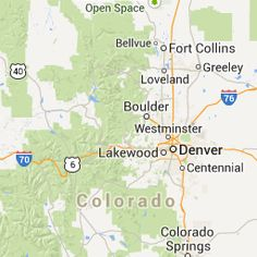 Driving directions, Mount rushmore and Denver colorado on ...