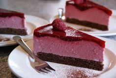 Glutenfrei Kreativ: Himbeer-Schoko-Torte