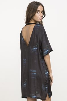 Sylve Dress   RVCA   Special Edition by Sylve Colless