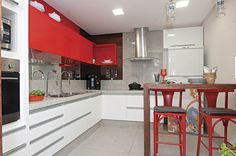 Luminárias cozinha