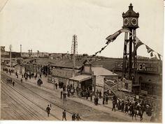 Flinders Street Station | Culture Victoria Blog site for the Flinders Street Station project