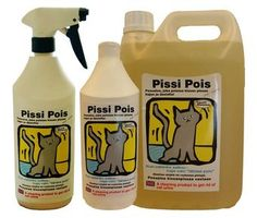 Pissi Pois spray