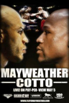 Boxing: Mayweather vs Cotto 2012 Tonight at the MGM Grand Garden Arena.  keepinitrealsports.tumblr.com  keepinitrealsports.wordpress.com