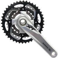 XT  FC-M780 3*10 2*10 speed mountain bike disc brake crank chain wheel axis crankset 175mm