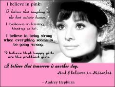 :) I made this in honor of Audrey. :) Made with love by »§C«
