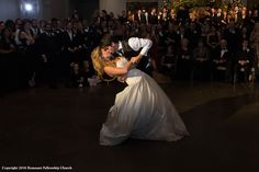 Jost/Martin Remnant Fellowship Covenant Wedding - Bride and Groom First Dance | Dip